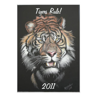 Tigers Rule! Card