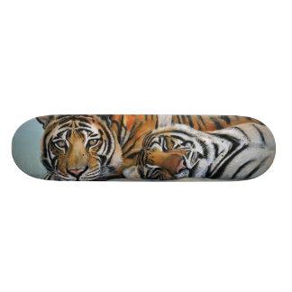 Tigers Custom Skateboard