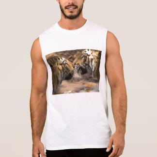 Tigers Sleeveless Shirt