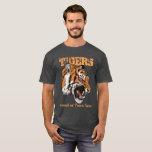 Tigers Sports T-Shirt Dark color
