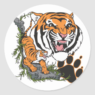 Tigers Stickers