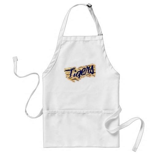 tigers tailgating apron