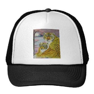 tigers trucker hat