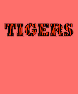 TIGERS T SHIRTS