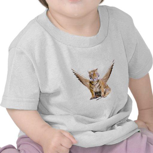 Tigers & Wings_ Tee Shirt