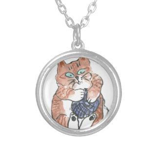 Tiger's Yarn Custom Necklace
