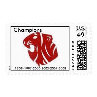 TigerSide, campeones, 1959-1997-2000-2003-2007-… Envio