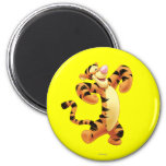 Tigger 2 2 inch round magnet