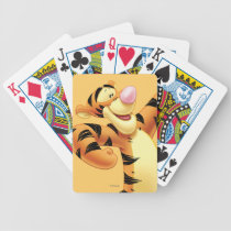 Tigger 2 bicycle playing cards