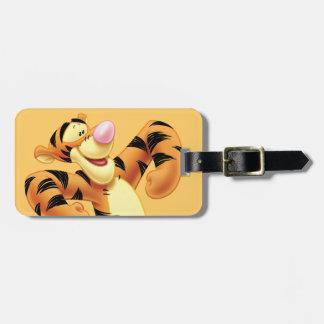 Tigger 2 etiquetas para maletas