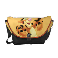 Tigger 2 Messenger Bag at Zazzle