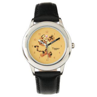 Tigger 2 relojes de pulsera