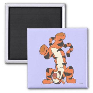 Tigger 4 2 inch square magnet
