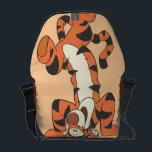 """Tigger 4 courier bag<br><div class=""""desc"""">Winnie the Pooh: Tigger</div>"""
