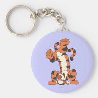 Tigger 4 keychain