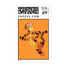 Tigger 6 stamp