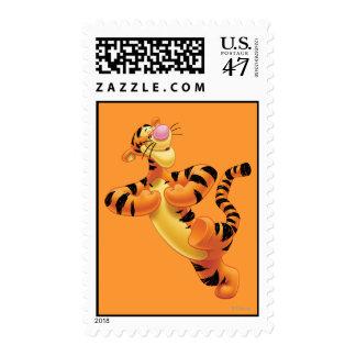 Tigger 6 timbre postal