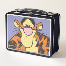 Tigger 9 metal lunch box
