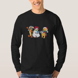 Tigger and Pooh Carolling Shirt