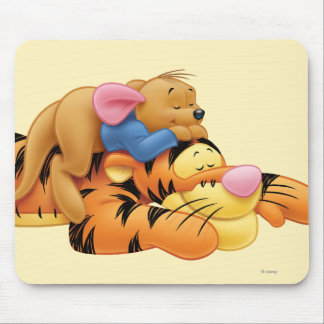 Tigger and Roo Mouse Pad
