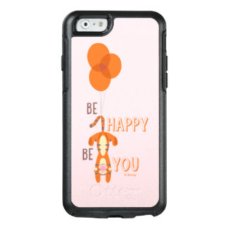 Tigger | Be Happy Be You Quote OtterBox iPhone 6/6s Case