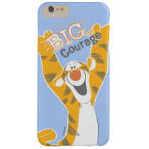 Tigger   Big Courage Barely There iPhone 6 Plus Case