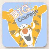 Tigger   Big Courage Beverage Coaster
