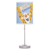 Tigger   Big Courage Desk Lamp
