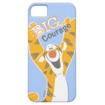 Tigger   Big Courage iPhone SE/5/5s Case
