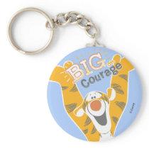 Tigger   Big Courage Keychain
