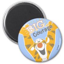 Tigger   Big Courage Magnet