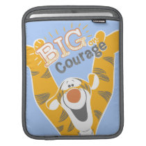 Tigger   Big Courage Sleeve For iPads