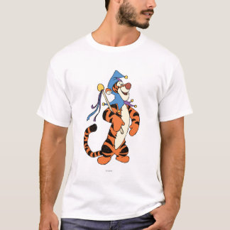 Tigger in Halloween Costume T-Shirt