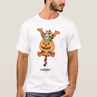 Tigger in Pumpkin Costume T-Shirt
