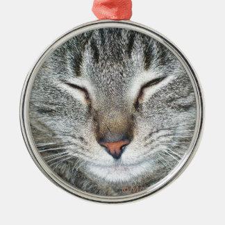 Tigger Metal Ornament