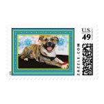 Tigger - Pitbull Stamp
