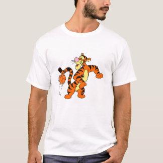Tigger Playing Basketball T-Shirt