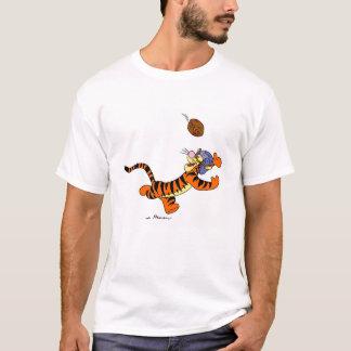 Tigger Playing Football T-Shirt