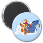 Tigger, Roo, and Eeyore Magnet