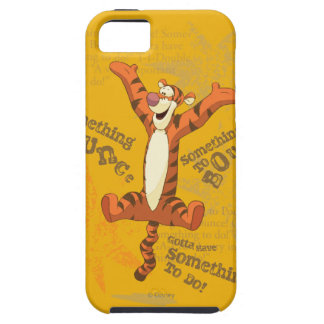 Tigger - Something to Pounce iPhone 5 Covers