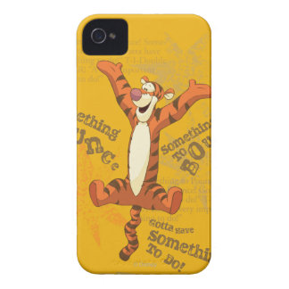 Tigger - Something to Pounce Case-Mate iPhone 4 Case
