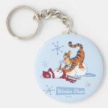 Tigger Winter Cheer Keychains