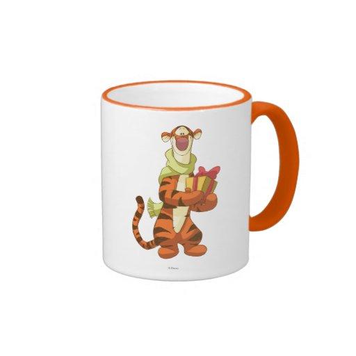 Tigger With Gift Coffee Mug