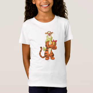 Tigger With Gift T-Shirt