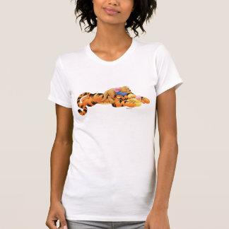 Tigger y Roo Camisetas