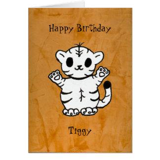 Tiggy Card
