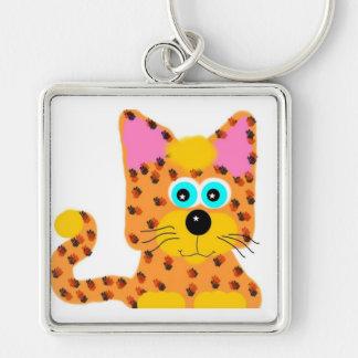 Tiggy Meow Keychain
