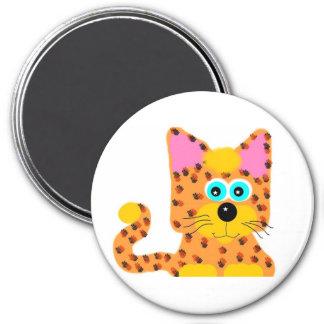 Tiggy Meow Magnets
