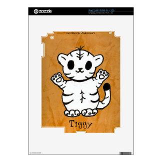 Tiggy Skins For iPad 2