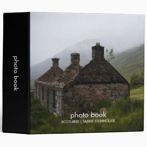 Tigh-Na-Sleubhaich Photo Book 3 Ring Binders